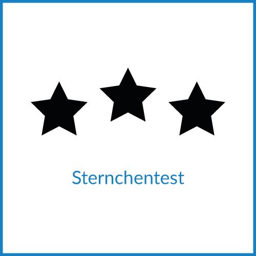 Sternchentest